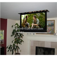pop up tv lifts celing motorized tv lift