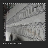 Razor Barbed Wire (Home Security Systems)
