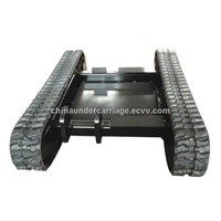 rubber track undercarriage (rubber track chassis)