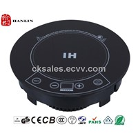 touch control  induction cooker hob with 1000W
