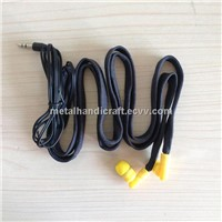 washable earphones Hoodie Built-In MP3 Headphone Buds Pullover Sweatshirt drawcord