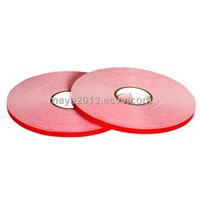 widely used water proof acrylic foam tape with red liner