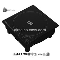 wire control induction heating with Import smart control chip