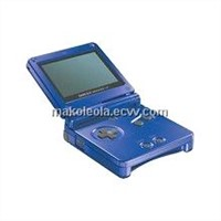 Game Advance SP Handheld game console