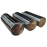 Induction Hard Chrome Plated Steel Bar - Global Fluid