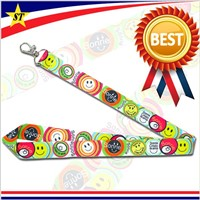 heat transfer lanyards/ dye Sublimation lanyards/ custom printed lanyards