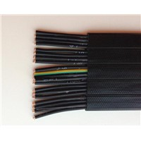 High Speed Flat Elevator Cable