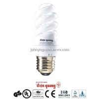 FULL SPIRAL COMPACT FLUORESCENT LAMP, Vietnam FLUORESCENT LAMP, Saving Energy Compact Lamp