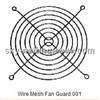 120mm Spiral Industrial fan guard fan grills