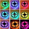 30LEDs 5050 RGB flexible LED Strip Light,led tape light,Christmas light