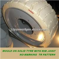 18x5x14,18x7x14,18x8x14,18x9x14 Forklift Solid Tire