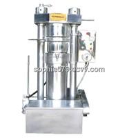 Automatic oil press machine GV-120