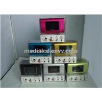 Fashionable Mini Portable SD/MMC Card Speaker