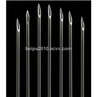 Hypodermic Cannula Stainless Steel