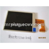 LCD Screen Display For Olympus FE-5040/ FE-4020/ FE-4040/ X-940 Camera