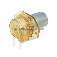 Lead Fluid OEM Peristaltic Pumps(MC08TM micro flow pump,PVDF  rollers)            )