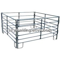 Livestock Panel, Round Yard or Corral Panel, Horse Corral Panels, Wrangler Panels, Round Pens