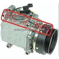 MSC90 AC Compressor  FOR Mitsubishi Eclipse/ Galant 96-04 AKC200A204G MR315567 MR500318 MR460111