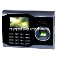 Multi-Media Fingerprint Time Attendance Terminal with WiFi