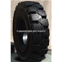Pneumatic Solid Forklift Tire