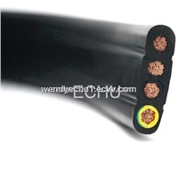 Rubber Crane Parts Cable