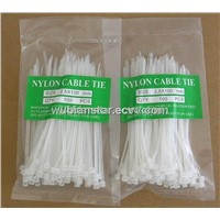 Self-Locking Nylon Cable Tie (UL ROHS CE)