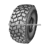 Truck Tyre for Military Use 12.5R20 ,14.5R20,1100R18,1200R20