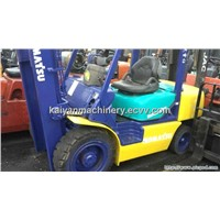 Used Forklift Komatsu FD30T14 in Good Condition