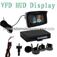 VFD Display-Car Parking Sensor System (RD088)