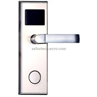 2014 Hot Selling Stainless Steel RF Card Hotel Lock