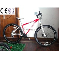 29' Aluminum Mountain Bike/Mountain Bicycle With F/R Disc Brake, Front Suspension.