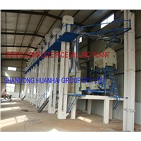 30TPD 50TPD 100TPD complete rice mill