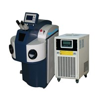 30W High Precision Laser Welding Machine for jewelry, stainless steel, electronic products