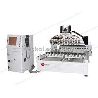 3D CNC Router Woodworking Carving Machine