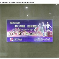 Advertising Led Lighting Box with Adjustable picture