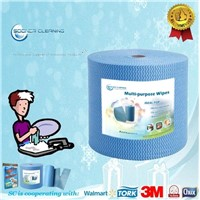 CE certificated high quality spunlace nonwoven biodegradable wipe
