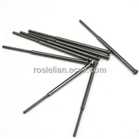 Carbide tungsten steel punch pins with two steps