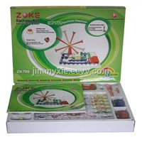 Children circuit kit puzzle games toys