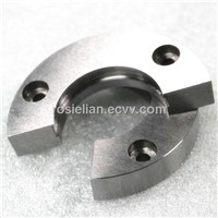 Custom non standard mold components hardening slide inserts
