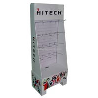 Electronics Products  Hooks and MDF Back Side display stand