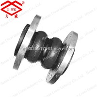 Factory Supply Double-Sphere Flanged Rubber Expansion Joints