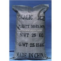 Factory price ISO manufacture 99.6% Oxalic Acid