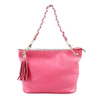 Fashion Top Grain Leather Handbag Shoulder Bag Messenger Bag