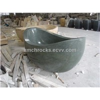 G654 Black Granite Bathtub