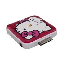 Hello Kitty Wireless Mobile Power Bank Portable Charger for iPhone 4 iPhone 4s Ps078