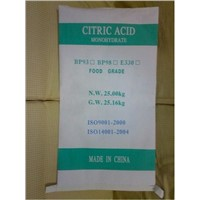 High Quality Citric Acid  Anhydrous BP98/E330