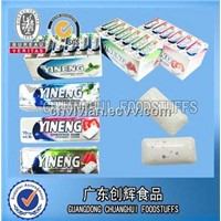 Hot Selling Chinese Candy 14g Bubble Gum/Chewing Gum Candies