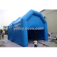 Inflatable Auto Hail Repair Tents