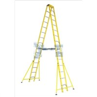 Insulating Double-side Extensible Ladder