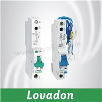 LCB9-32 Residual Current Circuit breaker with Over current protection